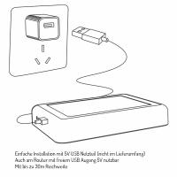 WiFi WLAN Gateway Bridge 2.4G für iPhone/Android WL-Box1 (Tuya) Alexa und Google Home