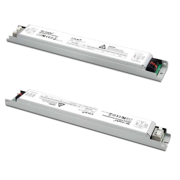 LED Panel Steuerung mit Netzteil MiLight Miboxer Dimmer RGB CCT