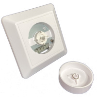 ZigBee Wandschalter zum Schalten von jeglichen 230V Lampen Drehdimmer