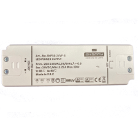 SNP Serie Netzteil LED-Trafo IP20 Konstantspannung 24 VDC...