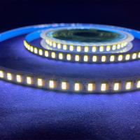 2in1 CCT Farbtemperaturwechsler LED Weiß zu Warmweiß LED Lichtband Stripe 5m 24VDC SMD5050