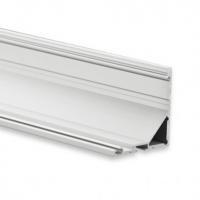 Alu Eck-Profil 200 cm für LED Lichtband bis 20mm...