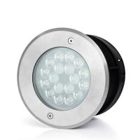LED RGBCCT Bodeneinbaustrahler 24V Multicolor SYS-RD2...