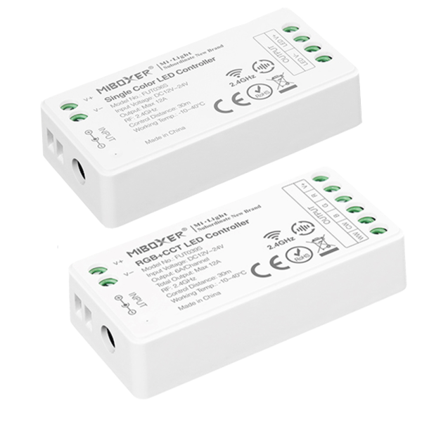 MiBoxer LED 1 Kanal Steuergeräte 12A Controller kleine Version