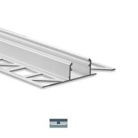 2m Fliesenprofill für LED Lichtband max. 14mm...