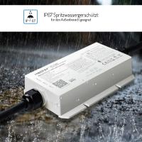 IP67 5in1 Controller MiBoxer RGBCCT Steuergerät 12-24V WL5-WP Alexa Google mit Tuya Modul