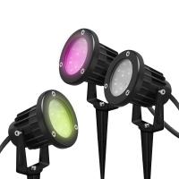 RGBCCT Gartenstrahler ZigBee 3.0 Pro Farbwechsel Farbtemperatur 7W MiBoxer