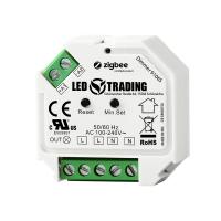 ZigBee Triac Dimmer für Einbaudose Unterputz Steuergerät Controller ZigBee