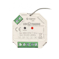 ZigBee Schalter für Einbaudose Unterputz...